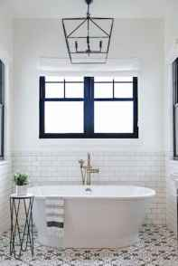 50 Lighting For Farmhouse Bathroom Ideas Decorating And Remodel (4)