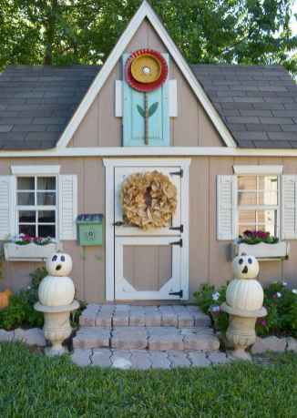 60 DIY Outdoor Halloween Decorations Ideas And Makeover (14)