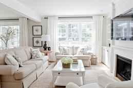 60 Farmhouse Living Room Lighting Ideas Decor And Design (2)