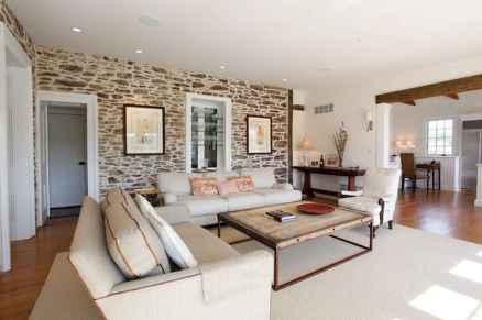 60 Farmhouse Living Room Lighting Ideas Decor And Design (25)