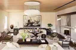 60 Farmhouse Living Room Lighting Ideas Decor And Design (28)