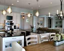 60 Farmhouse Living Room Lighting Ideas Decor And Design (29)