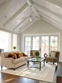60 Farmhouse Living Room Lighting Ideas Decor And Design (5)