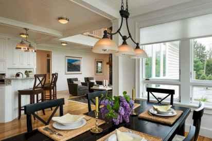 60 Farmhouse Living Room Lighting Ideas Decor And Design (58)