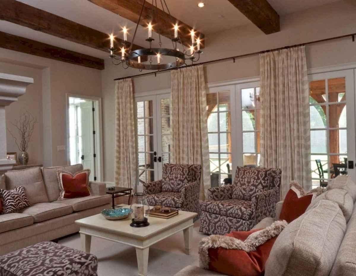 60 Farmhouse Living Room Lighting Ideas Decor And Design (60)