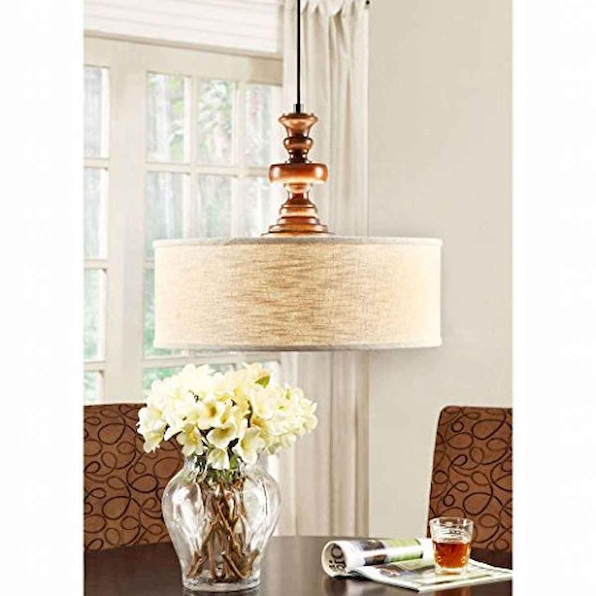 60 Farmhouse Living Room Lighting Ideas Decor And Design (7)