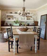 60 Modern Farmhouse Dining Room Table Ideas Decor And Makeover (1)