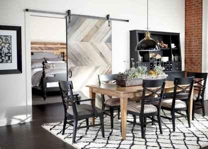 60 Modern Farmhouse Dining Room Table Ideas Decor And Makeover (4)
