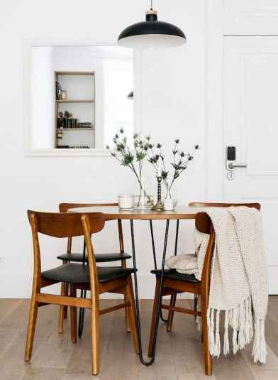 60 Modern Farmhouse Dining Room Table Ideas Decor And Makeover (40)