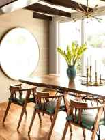 60 Modern Farmhouse Dining Room Table Ideas Decor And Makeover (44)