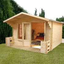 90 Beautiful Summer House Design Ideas And Makeover (15)
