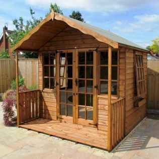 90 Beautiful Summer House Design Ideas And Makeover (31)
