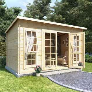 90 Beautiful Summer House Design Ideas And Makeover (71)
