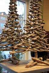 30 Rustic And Vintage Christmas Tree Decor Ideas (4)