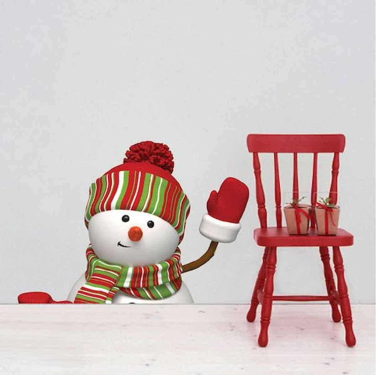 35 Awesome Apartment Christmas Decor Ideas (18)