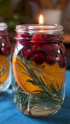 35 Beautiful Christmas Decor Ideas Table Centerpiece (32)