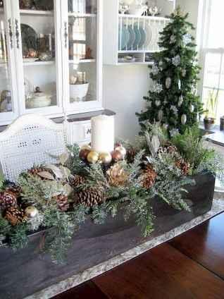 35 Beautiful Christmas Decor Ideas Table Centerpiece (33)