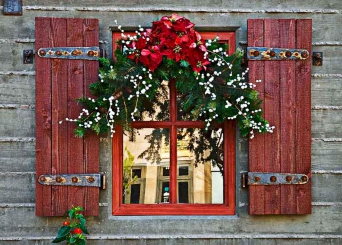 40 Amazing Outdoor Christmas Decor Ideas (24)