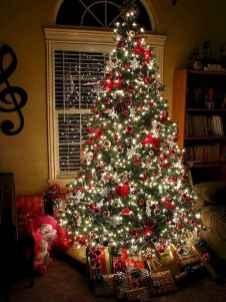 40 Elegant Christmas Tree Decor Ideas (7)