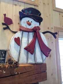40 Stunning Rustic Christmas Decor Ideas (7)