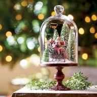 45 Beautiful Christmas Fairy Garden Decor Ideas (15)