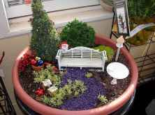 45 Beautiful Christmas Fairy Garden Decor Ideas (27)