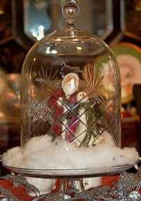 45 Beautiful Christmas Fairy Garden Decor Ideas (31)