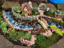 45 Beautiful Christmas Fairy Garden Decor Ideas (40)