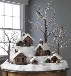 50 Easy DIY Christmas Decor Ideas (2)