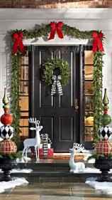 50 Stunning Front Porch Christmas Lights Decor Ideas (20)