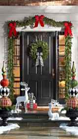 50 Stunning Front Porch Christmas Lights Decor Ideas (20)