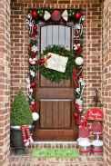 50 Stunning Front Porch Christmas Lights Decor Ideas (34)