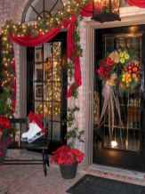 50 Stunning Front Porch Christmas Lights Decor Ideas (9)
