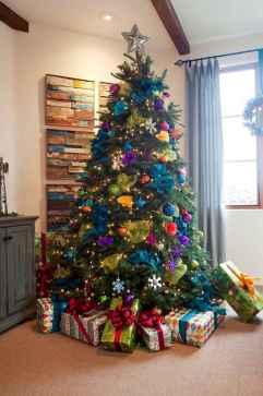 60 Awesome Christmas Tree Decor Ideas (45)