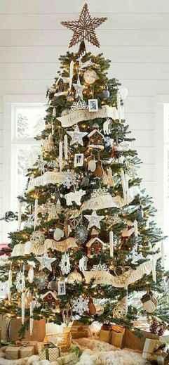 60 Awesome Christmas Tree Decor Ideas (53)