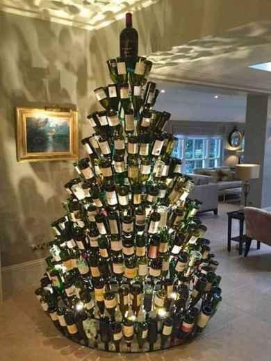 60 Awesome Christmas Tree Decor Ideas (54)