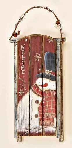 60 Awesome Wall Art Christmas Decor Ideas (25)