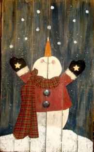 60 Awesome Wall Art Christmas Decor Ideas (45)