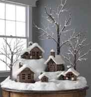 60 Simple Living Room Christmas Decor Ideas (24)