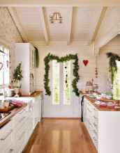 20 Best Christmas Kitchen Decor Ideas And Makeover (3)