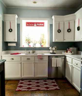 20 Best Christmas Kitchen Decor Ideas And Makeover (6)