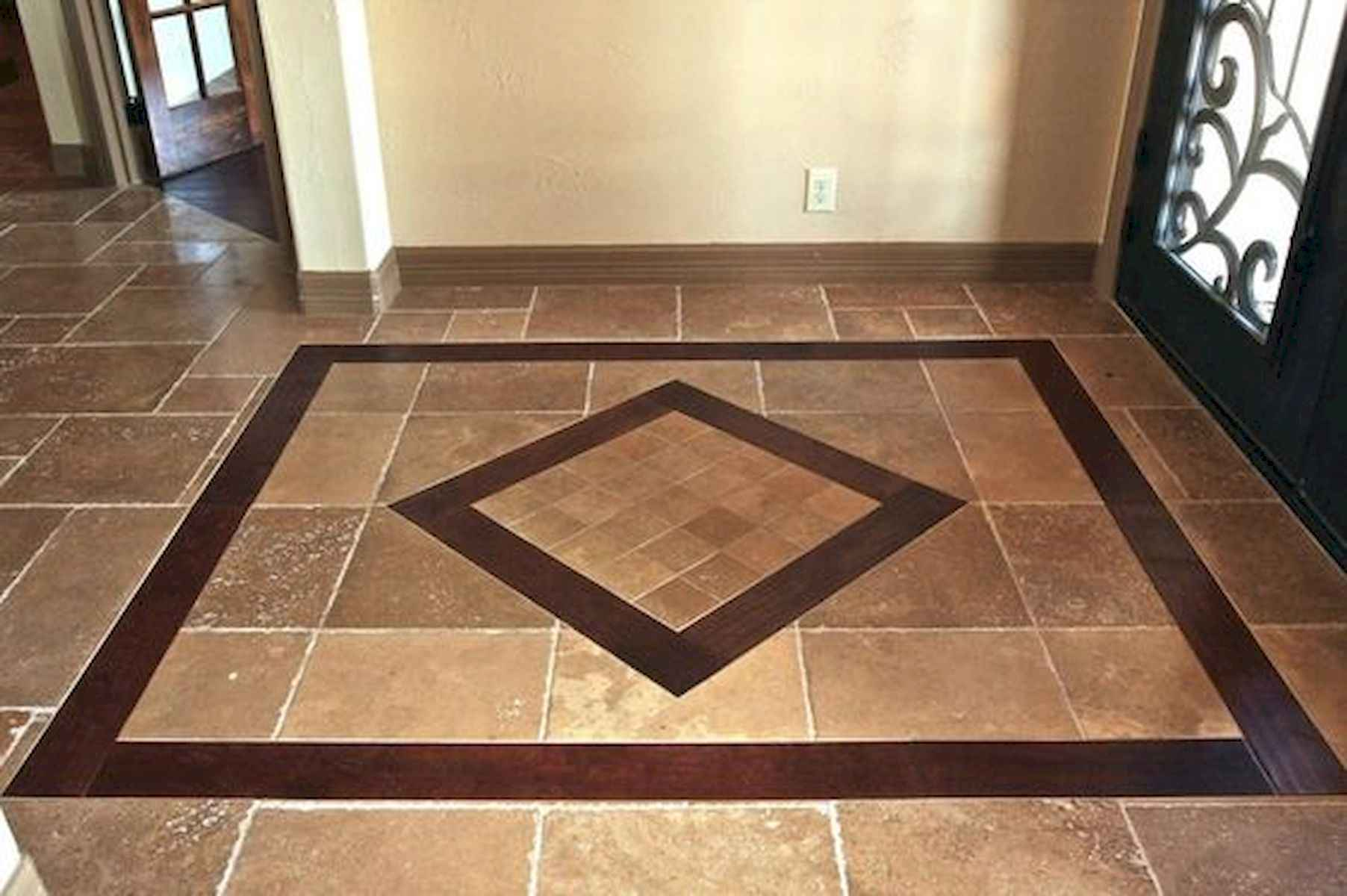 20 Best Tile Rug Inlay Bathroom