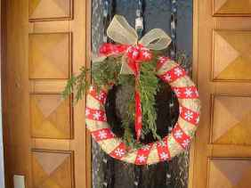 40 Cheap and Easy Christmas Decorations for Your Apartment Ideas (18)