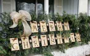 40 Cheap and Easy Christmas Decorations for Your Apartment Ideas (37)