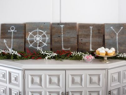 40 Coastal Christmas Decor Ideas And Makeover (1)