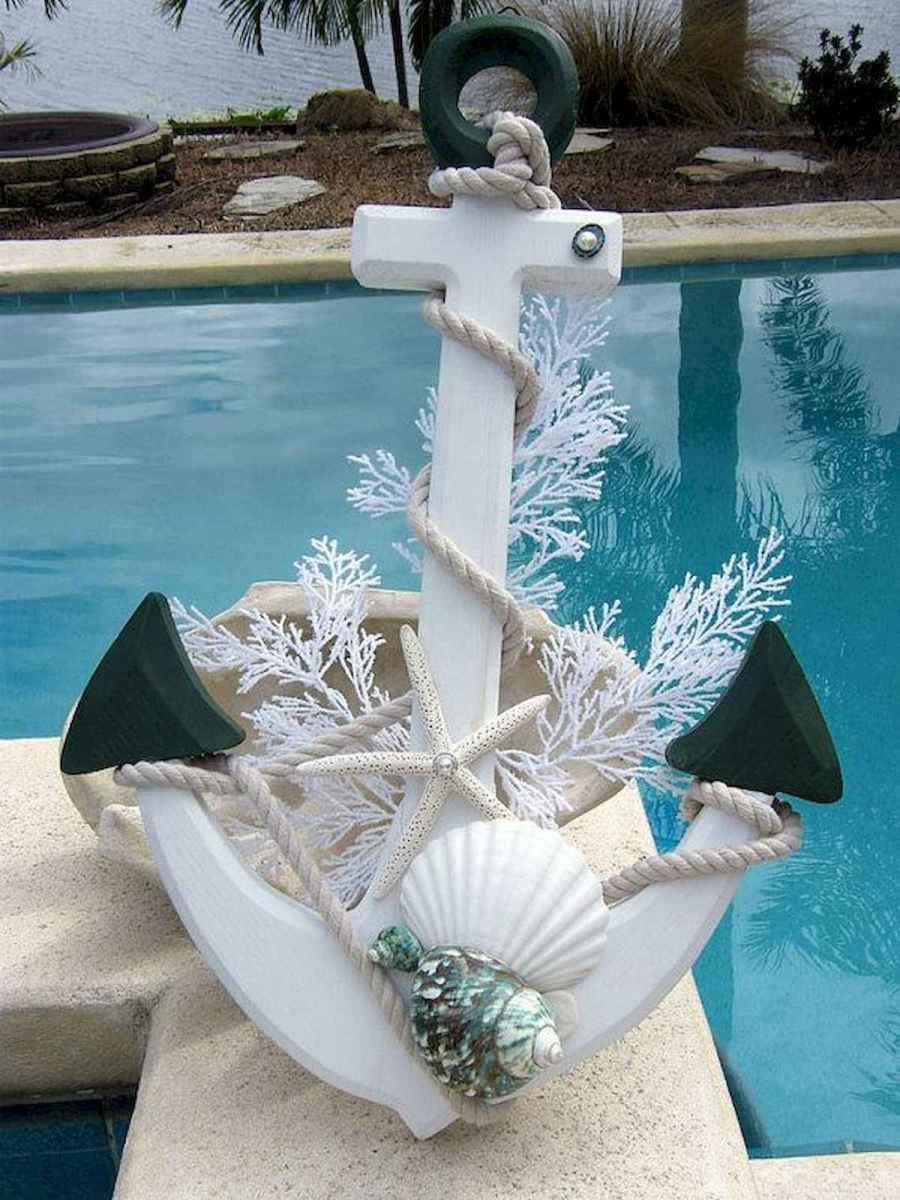 40 Coastal Christmas Decor Ideas And Makeover (15)