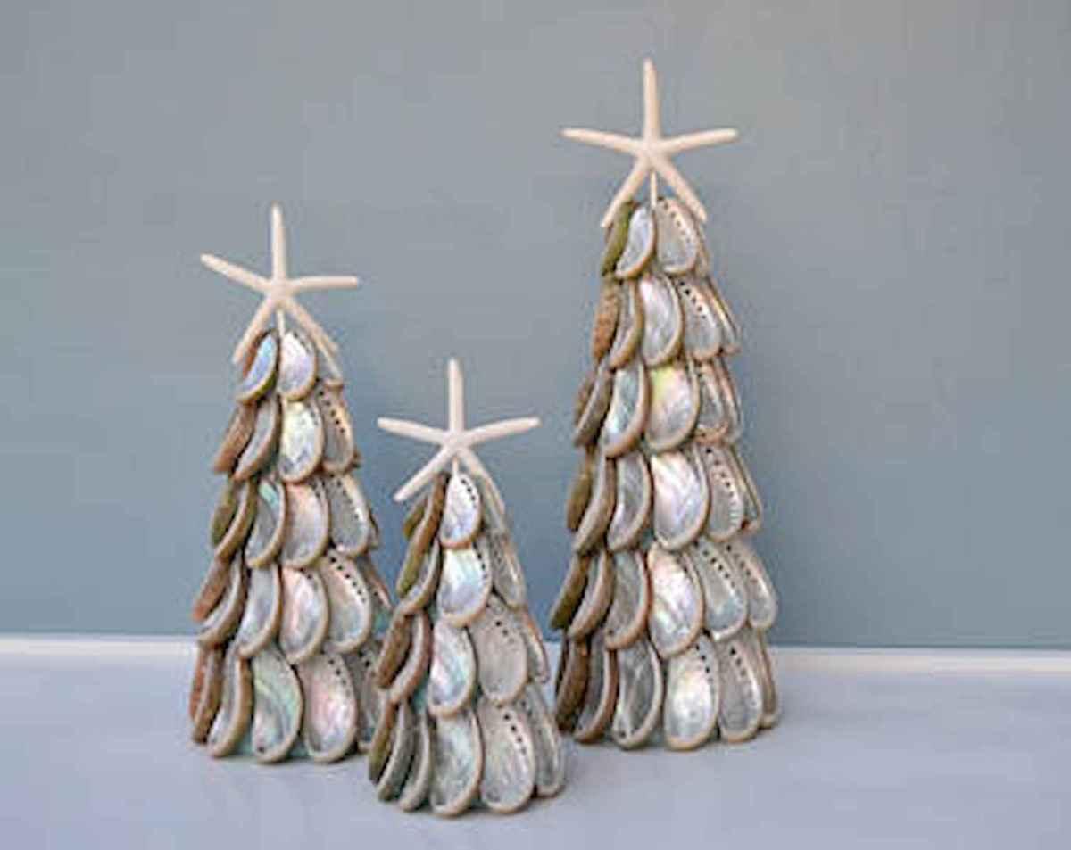 40 Coastal Christmas Decor Ideas And Makeover (29)