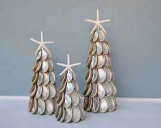 40 Coastal Christmas Decor Ideas And Makeover (29)