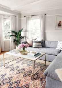 50 Best Rug Living Room Farmhouse Decor Ideas (19)