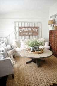 50 Best Rug Living Room Farmhouse Decor Ideas (7)